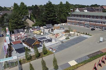 Garten-Ausstellung in Aachen-Eilendorf