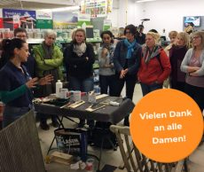 Rückblick unserer Ladies Night: Do-It-Yourself-Mädelsabend