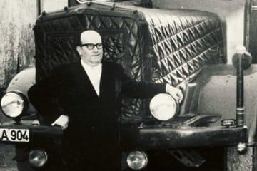 Joseph Boendgen gründet Boendgen-Baustoffe in Stolberg