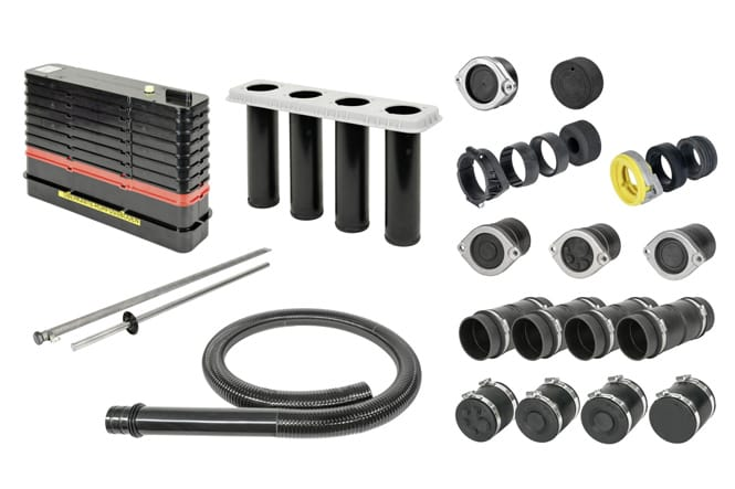Bauherrenpaket MSH Basic - FUBO-GK-SR4 / MBK-R4 (Reihenanordnung)