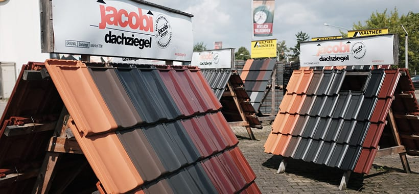 Dach Fassade Boendgen Baustoffe