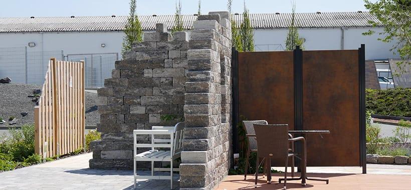 garten landschaftsbau boendgen baustoffe. Black Bedroom Furniture Sets. Home Design Ideas