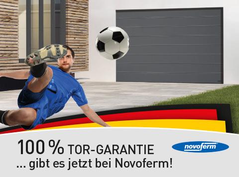 Novoferm Garagentore: Frühjahrsaktion!